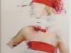 Jane LaFarge Hamill, Untitled, 2014, Oil on panel