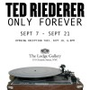 Ted Riederer Only Forever NYC