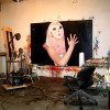 Curt Hoppe - Gal Friday - Studio View