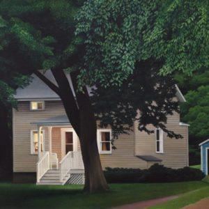 Night Fell by Elizabeth Livingston
