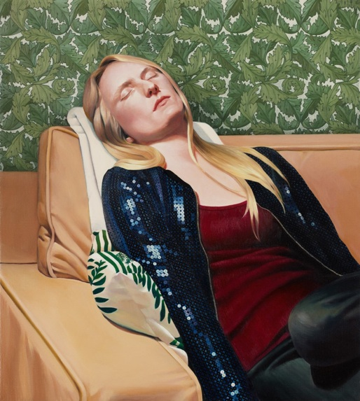 Last Night by Elizabeth Livingston
