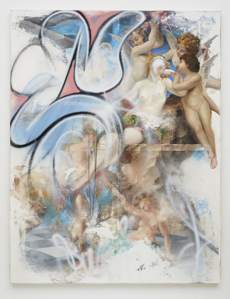 Peter Daverington, Learn From The Classics - But Please Don't Destroy Them, 2015
