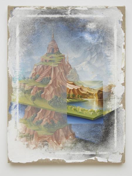 Peter Daverington, A Fragment of a Fragment, 2015