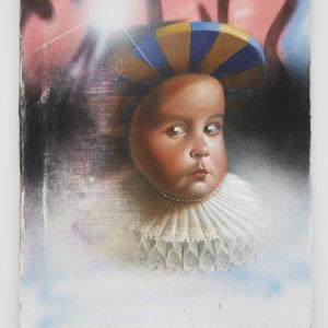 Peter Daverington, The Cheeky Little Mexican Jumping Bean, 2015