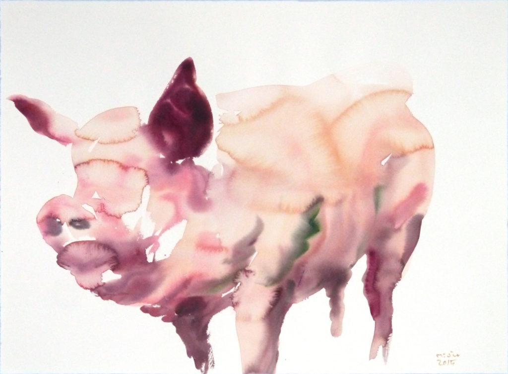 Tawan Wattuya Pig Lodge Gallery New York